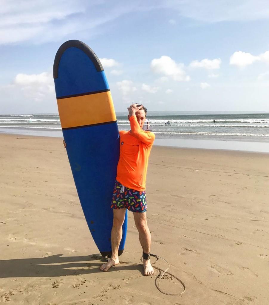 !  geoadventures surfing bali