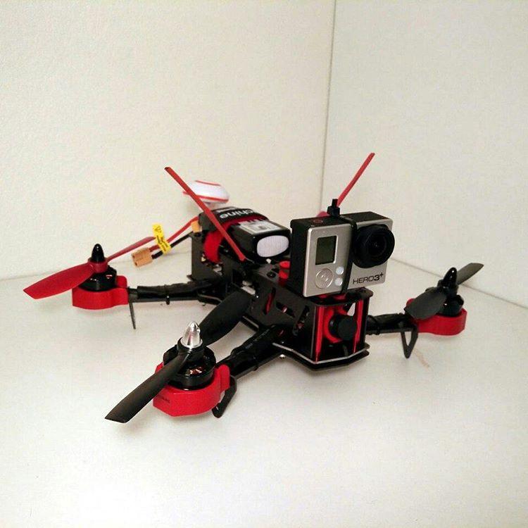 Drone Eachine Falcone 250 RTF  hellip